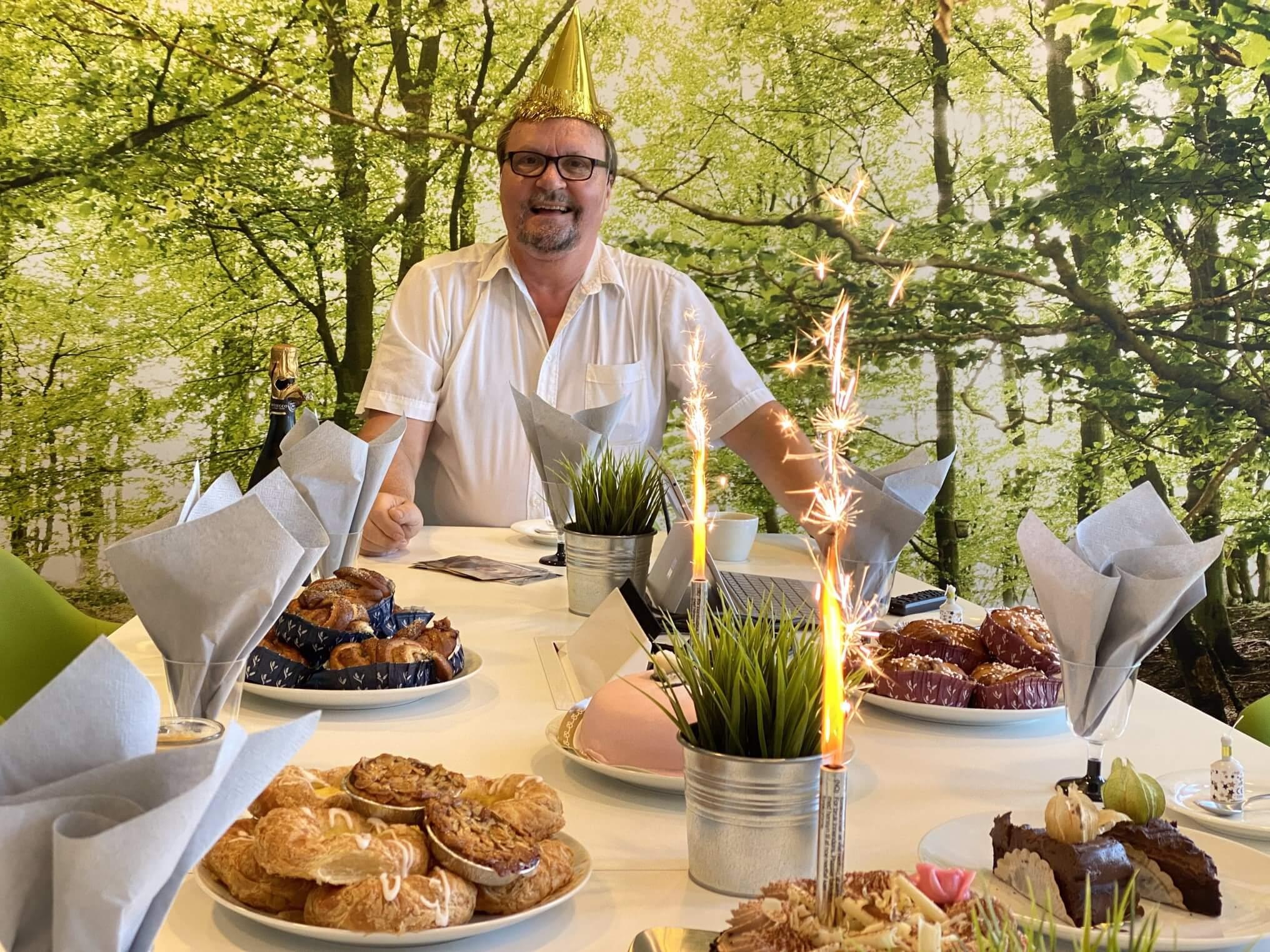 Lennart Alexandersson går i pension