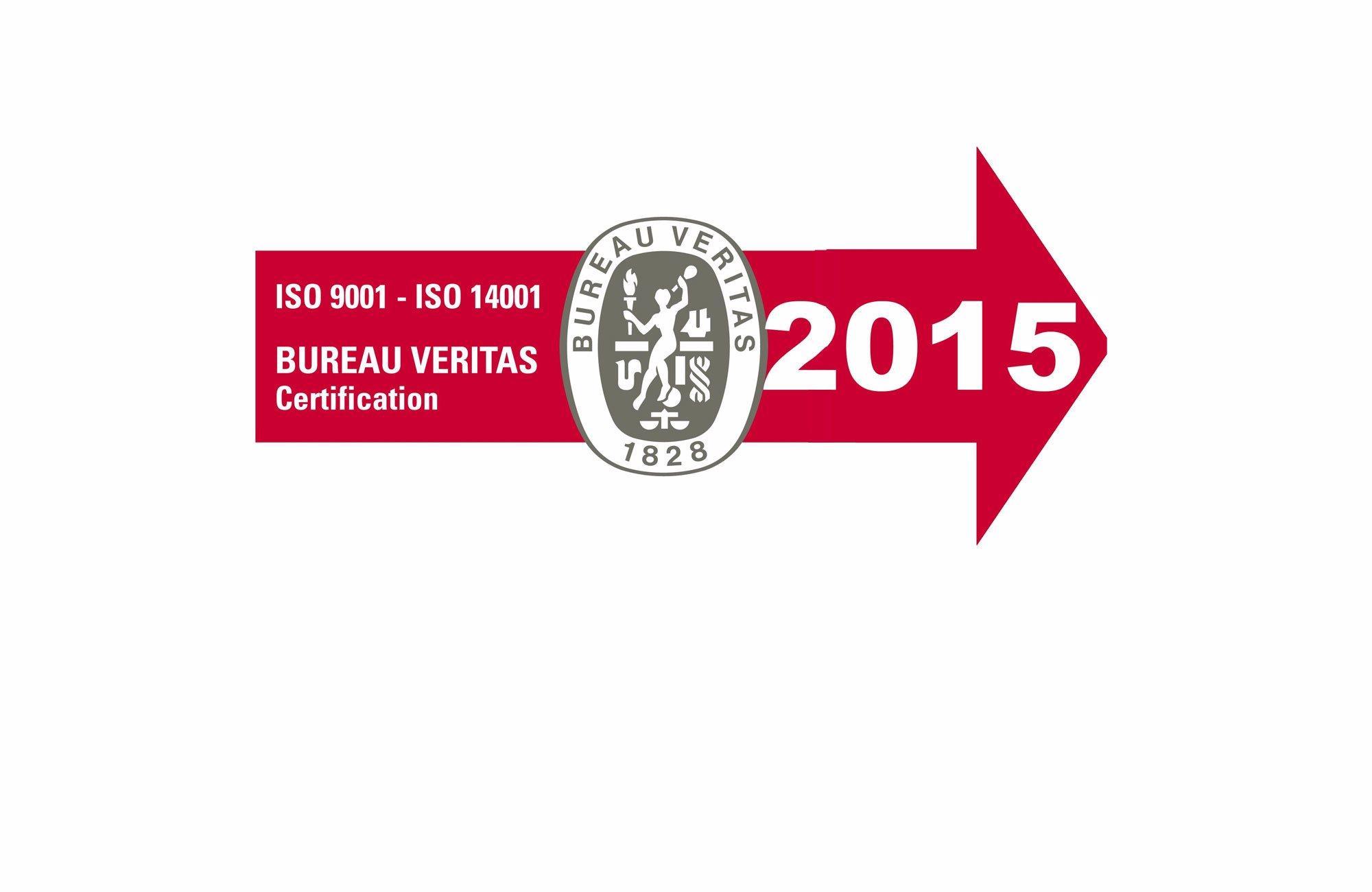 ISO certifierad städning enligt ISO 9001:2015 och ISO 14001:2015
