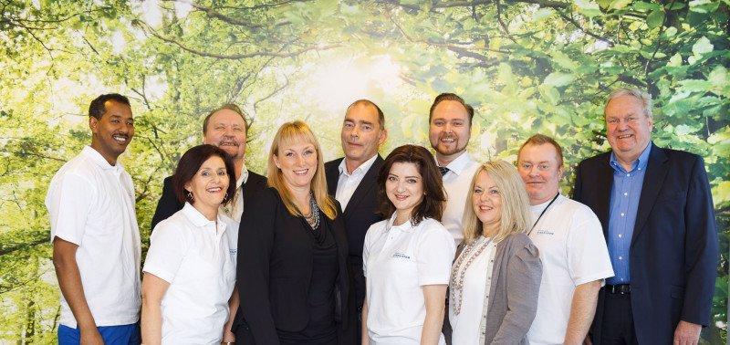 Man får inte Stockholms nöjdaste kunder utan Stockholms nöjdaste anställda.