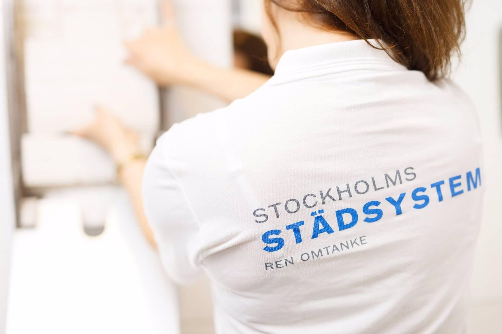 Komplett och kortfattad information om Stockholms Städsystem AB