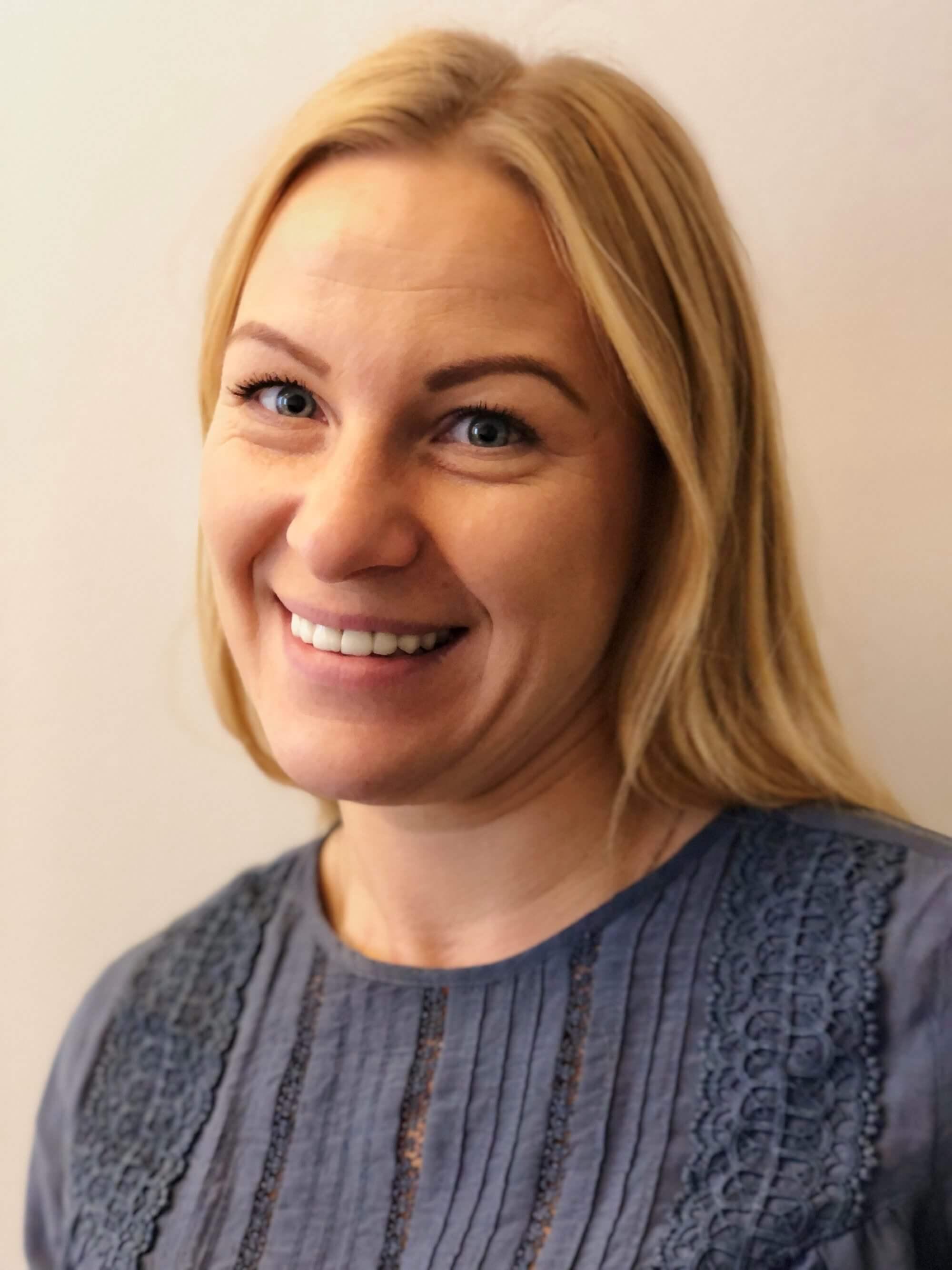 Magda Krauze börjar som driftledare på Stockholms Städsystem