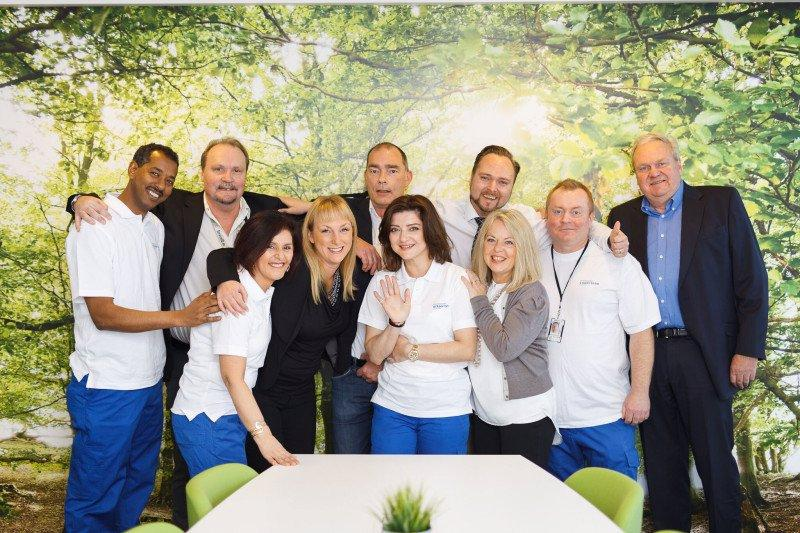 En städfirma som bryr sig - Stockholms Städsystem