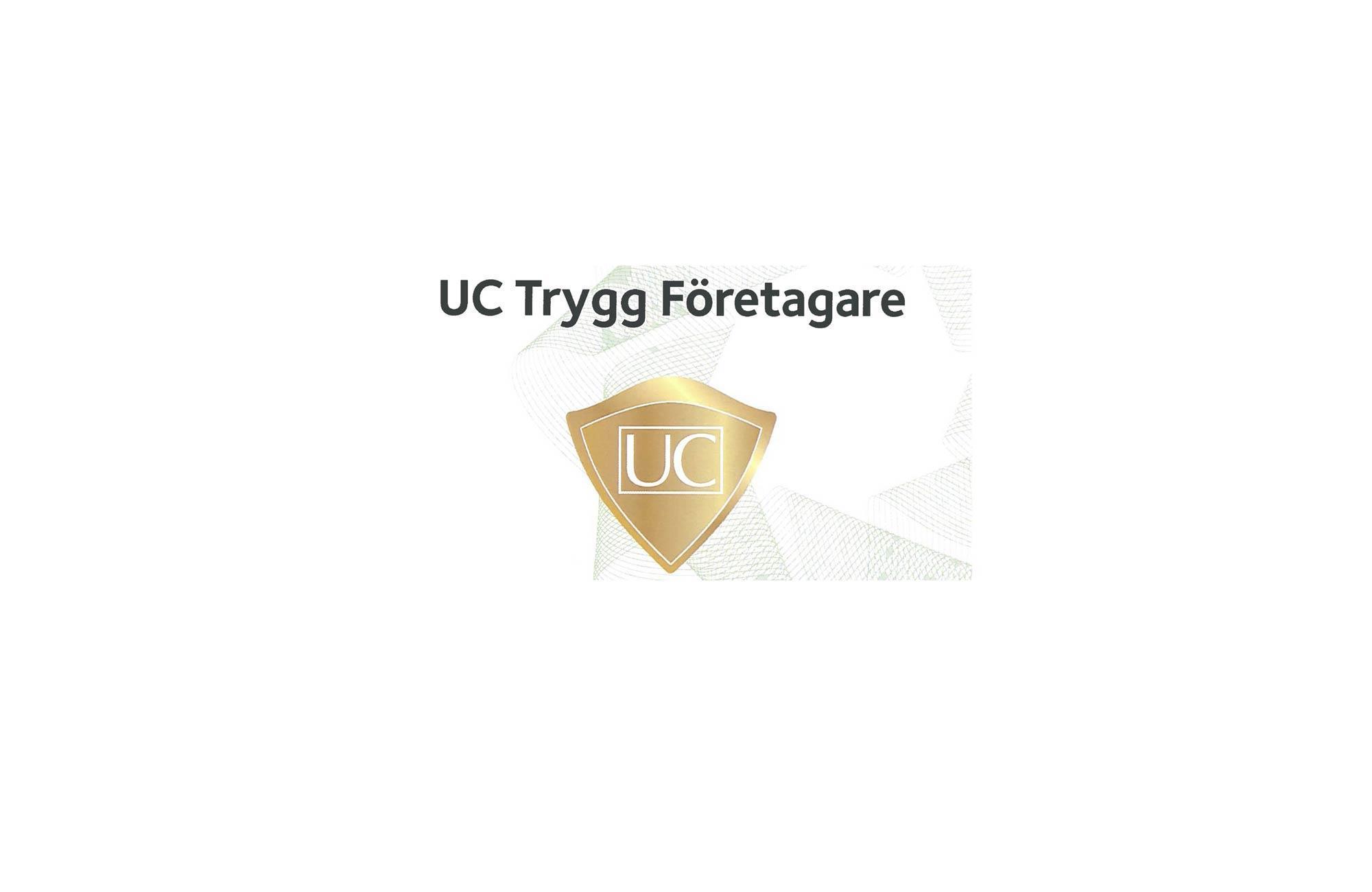 UC Trygg Företagare